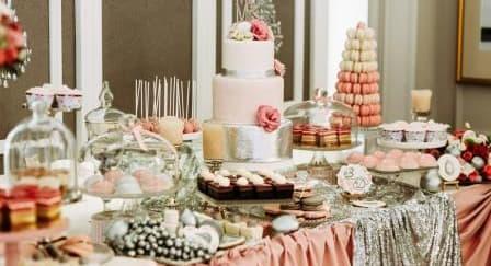 Menu Dessert Favorit untuk Resepsi Pernikahan