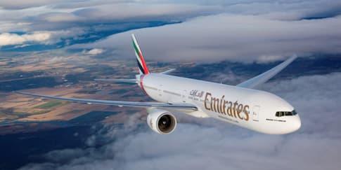 Hadiah Emirates Bagi Pemesanan Tiket Sampai 30 November