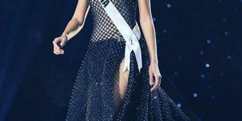 Spotted: Kezia Warouw Mengenakan Gaun Ivan Gunawan