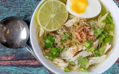 Resep Soto Ayam untuk Vegetarian
