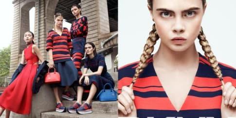 Kampanye Musim Semi DKNY