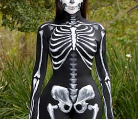 Kostum Halloween ala Selebritas
