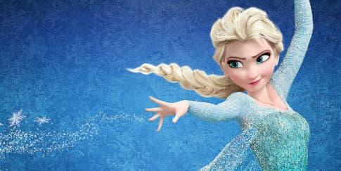 Disney Melansir Rangkaian Make-up Bertema Frozen