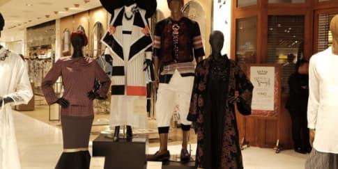 Intip Baju Lebaran Karya 14 Desainer Indonesia