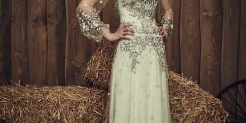 Inspirasi Baju Pernikahan Selain Gaun Putih