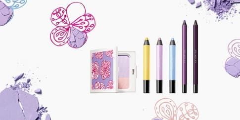 Meniru Tren Makeup Warna Pastel Musim Spring/Summer 2016