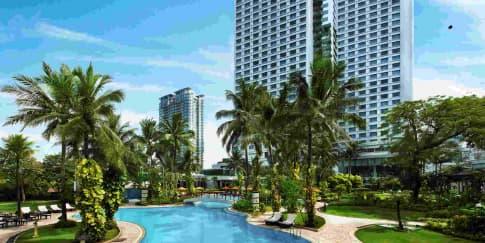 Merayakan Lebaran di Shangri-La Hotel