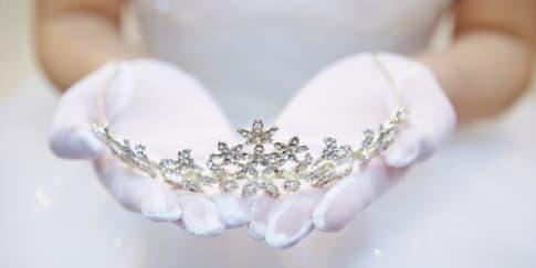 Inspirasi Mahkota Untuk Dikenakan Pengantin Wanita