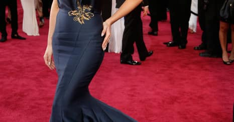 We Love: Rita Ora Academy Awards 2015 Red Carpet