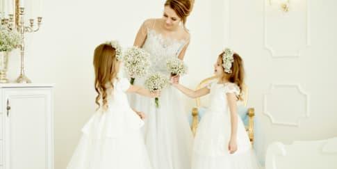 Pentingnya Keberadaan Flower Girl Dalam Pernikahan