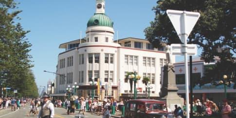 Intip Kota Napier dari Film The Great Gatsby