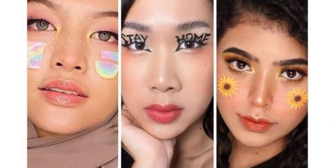 Inspirasi Face Painting Yang Bisa Dicoba Untuk Pemula