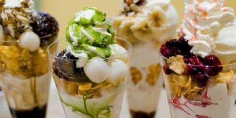 Sajian Makanan Teh Hijau dari Berbagai Negara
