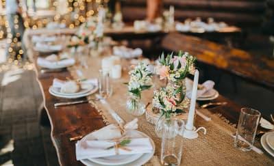 Tips Menentukan Tema Warna Pernikahan