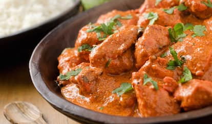 Resep Butter Chicken Ayam Khas India yang Sehat