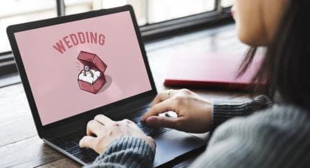 Tips Membuat Wedding Website