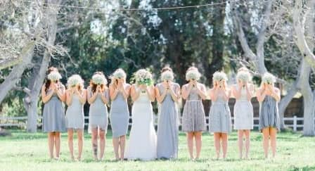 3 Tips Dapatkan Gaun Bridesmaid Murah