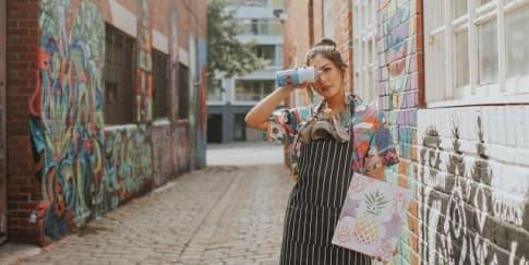 6 Inspirasi Outfit Liburan Ala Jessica Mila