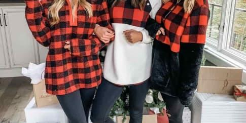 5 Inspirasi Padu Padan Busana Untuk Natal Dan Tahun Baru