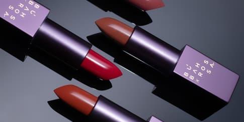 Rossa Beauty X Bubah Menghadirkan Velvet Lisptick 4 Warna
