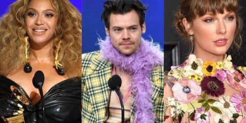 Harry Styles, Beyonce dan Para Pemenang Grammy 2021