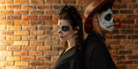 6 Inspirasi Makeup Halloween Yang Mudah Kamu Coba