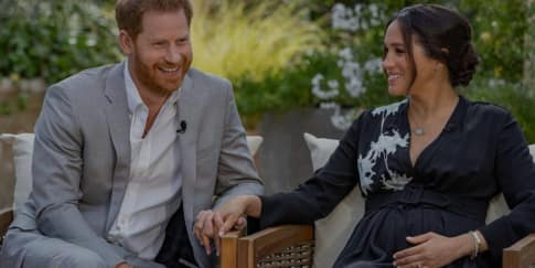Interview Meghan-Harry Dengan Oprah Winfrey Jadi Sorotan