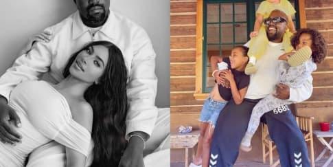 Kim Kardashian Gugat Cerai Kanye West, Ini Lika Likunya