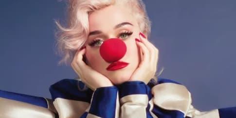 Cerita Katy Perry Dalam Lagu & Album Terbarunya 'Smile'