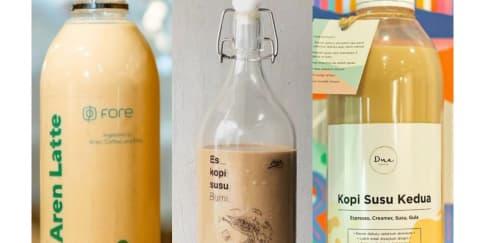 15 Coffee Shop Tawarkan Kopi Literan yang Jadi Tren Saat Ini