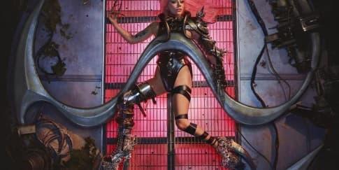 Lady Gaga Berkolaborasi Dengan Blackpink Di Album Chromatica