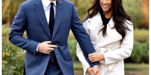 Meghan Markle Dan Pangeran Harry Tengah Hamil Anak Kedua