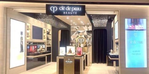 Clé de Peau Beauté Membuka Gerai Baru di Plaza Senayan