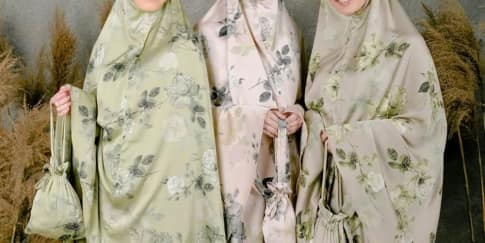 Rekomendasi Mukena Brand Lokal Untuk Rayakan Idul Fitri 2020