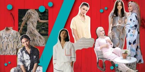10 Rekomendasi Piyama Nyaman Dan Gaya Dari Brand Lokal