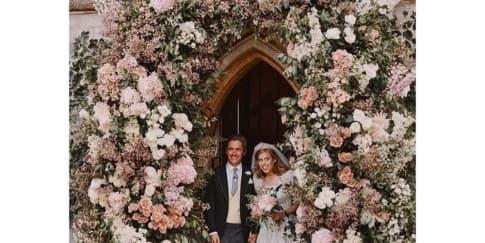 Putri Beatrice, Cucu Ratu Elizabeth Menikah Secara Sederhana