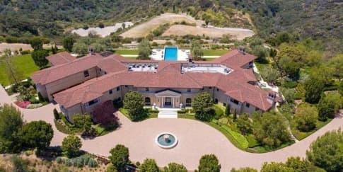 Tampilan Rumah Mewah Pangeran Harry Dan Meghan Markle Di LA