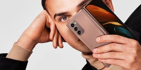 Galaxy Z Fold2 Hadir Untuk Generasi Multi-tasking!