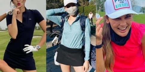 Luna Maya, Maudy Ayunda & Seleb Lain yang Hobi Bermain Golf