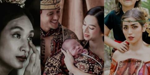 Jessica Iskandar, Happy Salma & Momen Nyepi Dari Selebriti