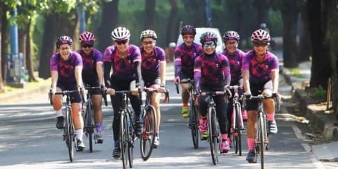 Jumlah Pesepeda Naik, Ini Tips Aman Bersepeda Buat Pemula