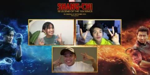 Kolaborasi Rich Brian, NIKI, Dan Warren Hue Dalam Shang-Chi