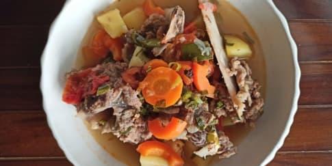 Menu Sehat: Sop Daging Sapi Lezat Dan Praktis