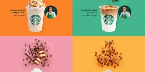 Menu Starbucks Ini Cuma Ada di Bulan Oktober 2021