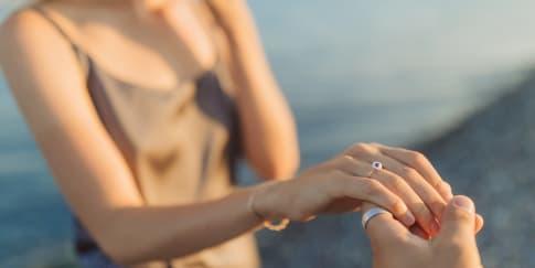 Tanda Wanita Serius Menikah