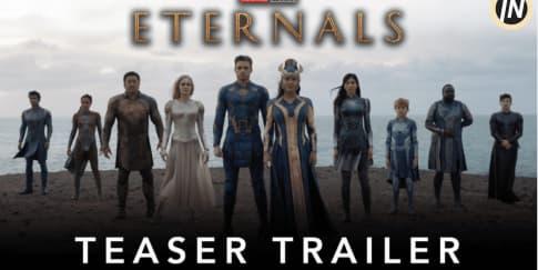 Fakta Film Eternals yang Harus Diketahui Sebelum Menontonnya