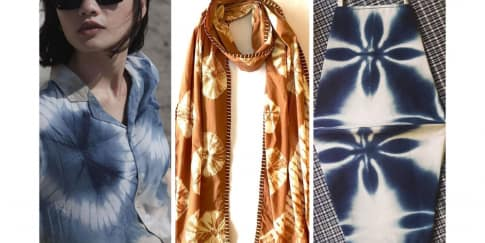 6 Brand Lokal Keluarkan Motif Tie Dye Untuk Tampil Stylish