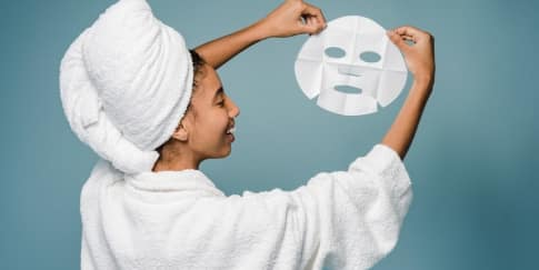 Waktu Terbaik Menggunakan Masker Wajah