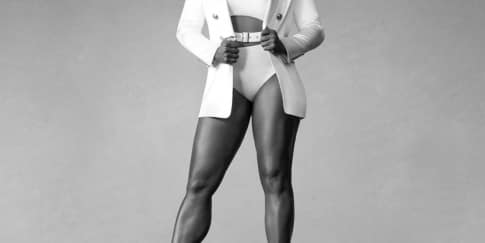 Serena Williams Jadi Brand Ambassador Baru Stuartz Weitzman