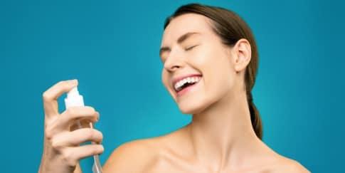 4 Rekomendasi Setting Spray Lokal agar Riasan Tahan Lama